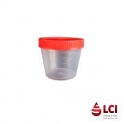 Coletor de Urina Estéril com 100 unidades
