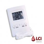Termometro Max / min com sensor de temperatura