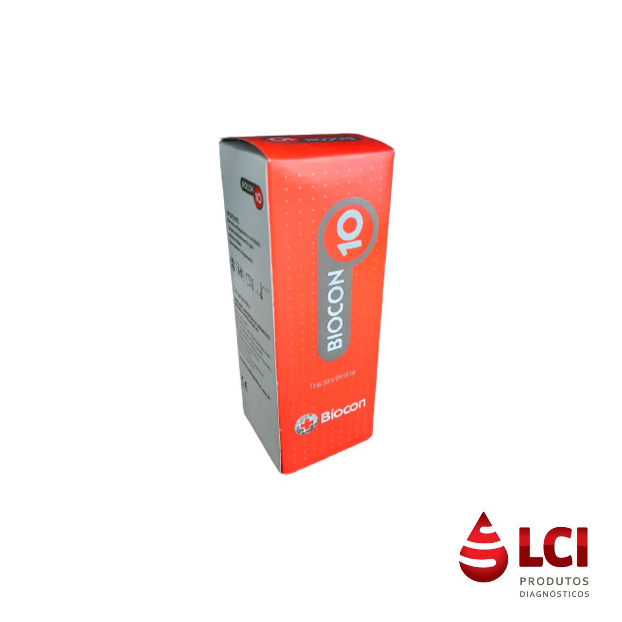 Tira de Urina para Biocon Reader com 150 tiras
