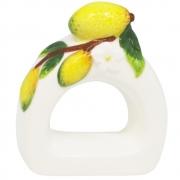 Argola de Guardanapo Cerâmica Lemons