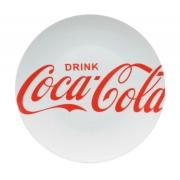Prato Raso Coca Cola