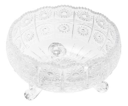 Bowl de Cristal com pé Starry 11x6,5cm
