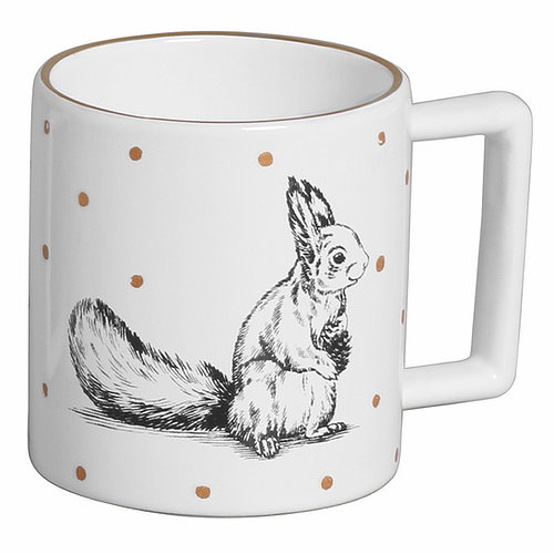 Caneca Forest Glow  Esquilo - Natal