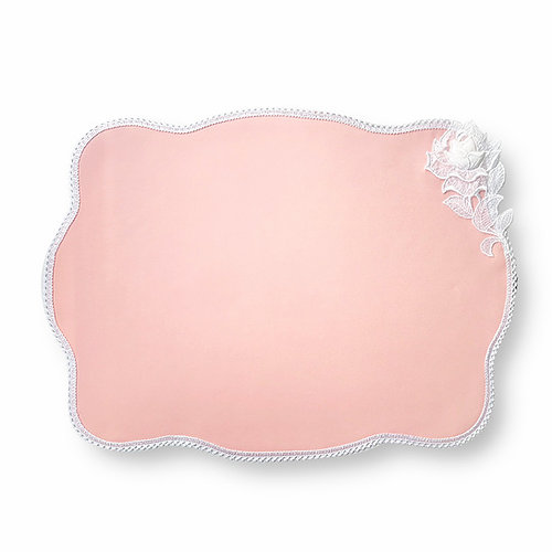 Lugar Americano Rosa Candy Provence
