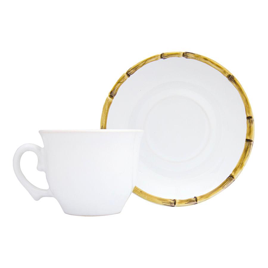 Xícara de chá Bambu - Scalla