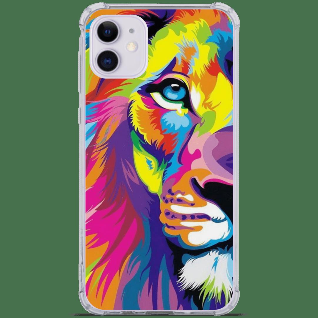 CAPINHA LION COLOR