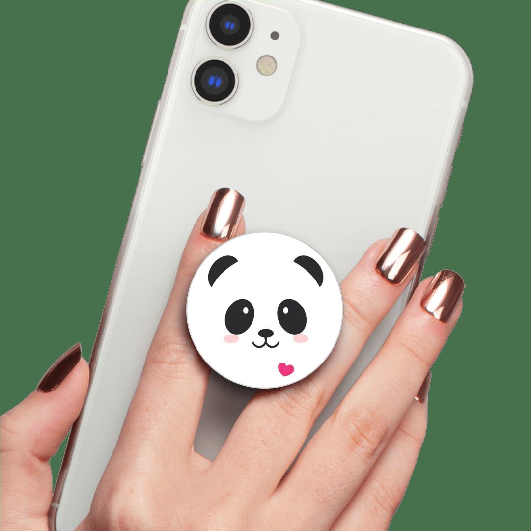 SUPORTE SOCKET LOVE PANDA