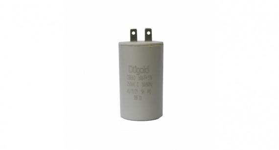 COND. FIXO 50 UF X 440 V