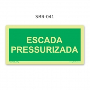 Escada Pressurizada - SBR-041