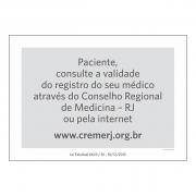 Lei Estadual RJ6623 - A3 - PS