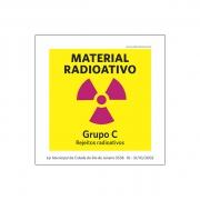 Lei Municipal RJ5538_Lixo Extraordinário_Material Radioativo - Acrílico