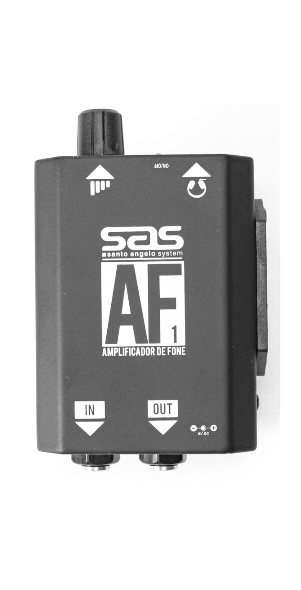 Amplificador de Fone de Ouvido Santo Angelo AF1