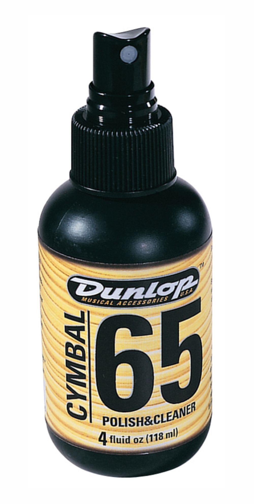 Limpador para prato de bateria F65 Jim Dunlop
