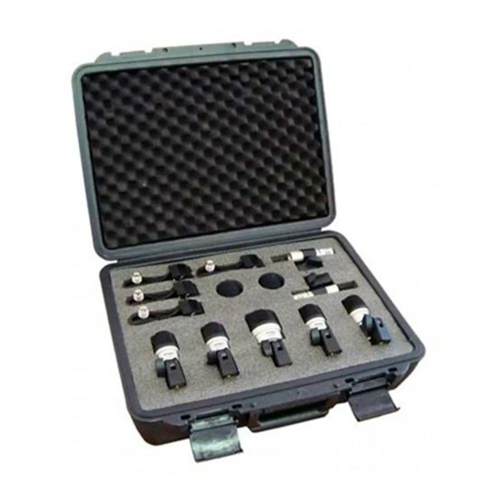 Microfone CSR MXDS-7 Kit para Bateria com 7 microfones