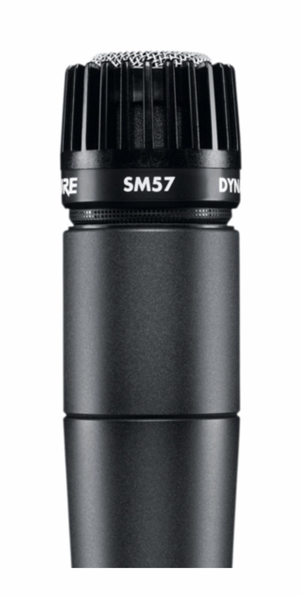 Microfone Shure SM57 LC