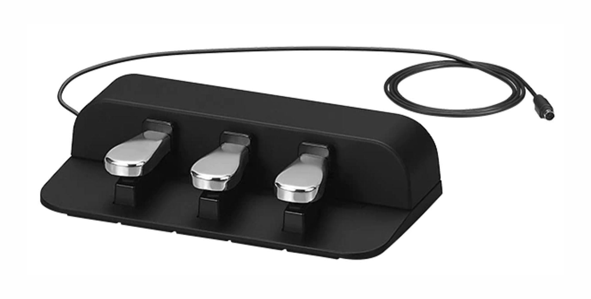 Pedal Casio SP-34 sustain para piano Digital