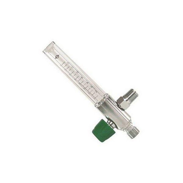 Fluxômetro 0-30 LPM Macho Oxigênio - Protec
