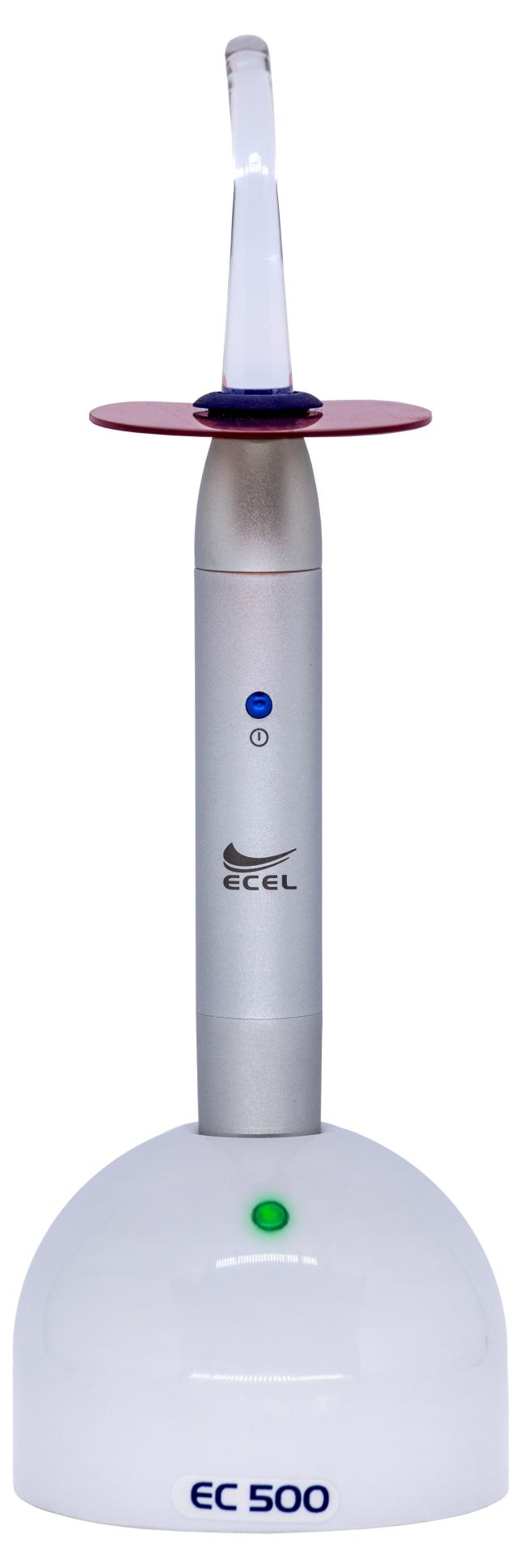Fotopolimerizador e Clareador - EC500 ECEL