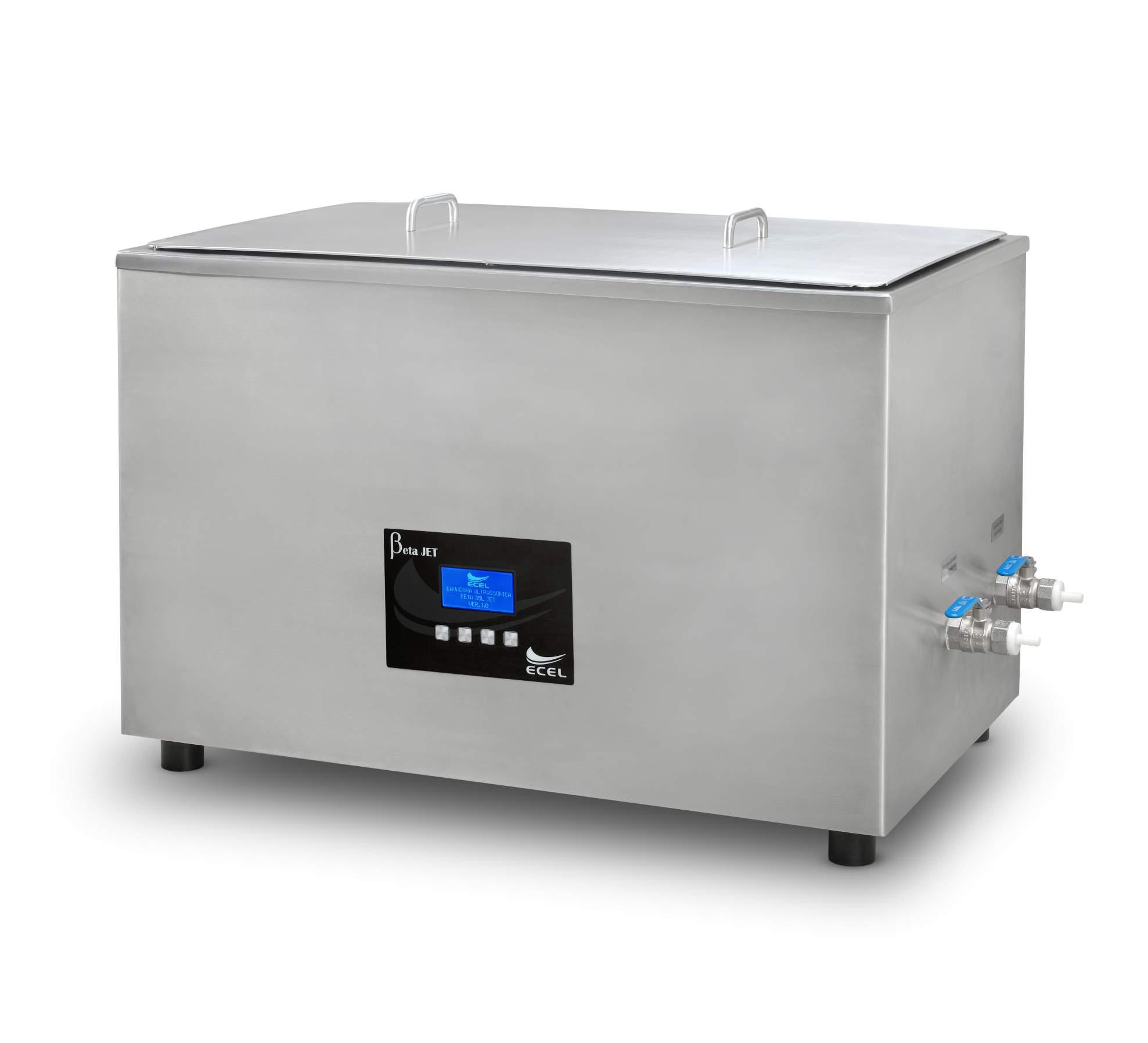Lavadora Ultrassônica Beta  50L Jet - Ecel