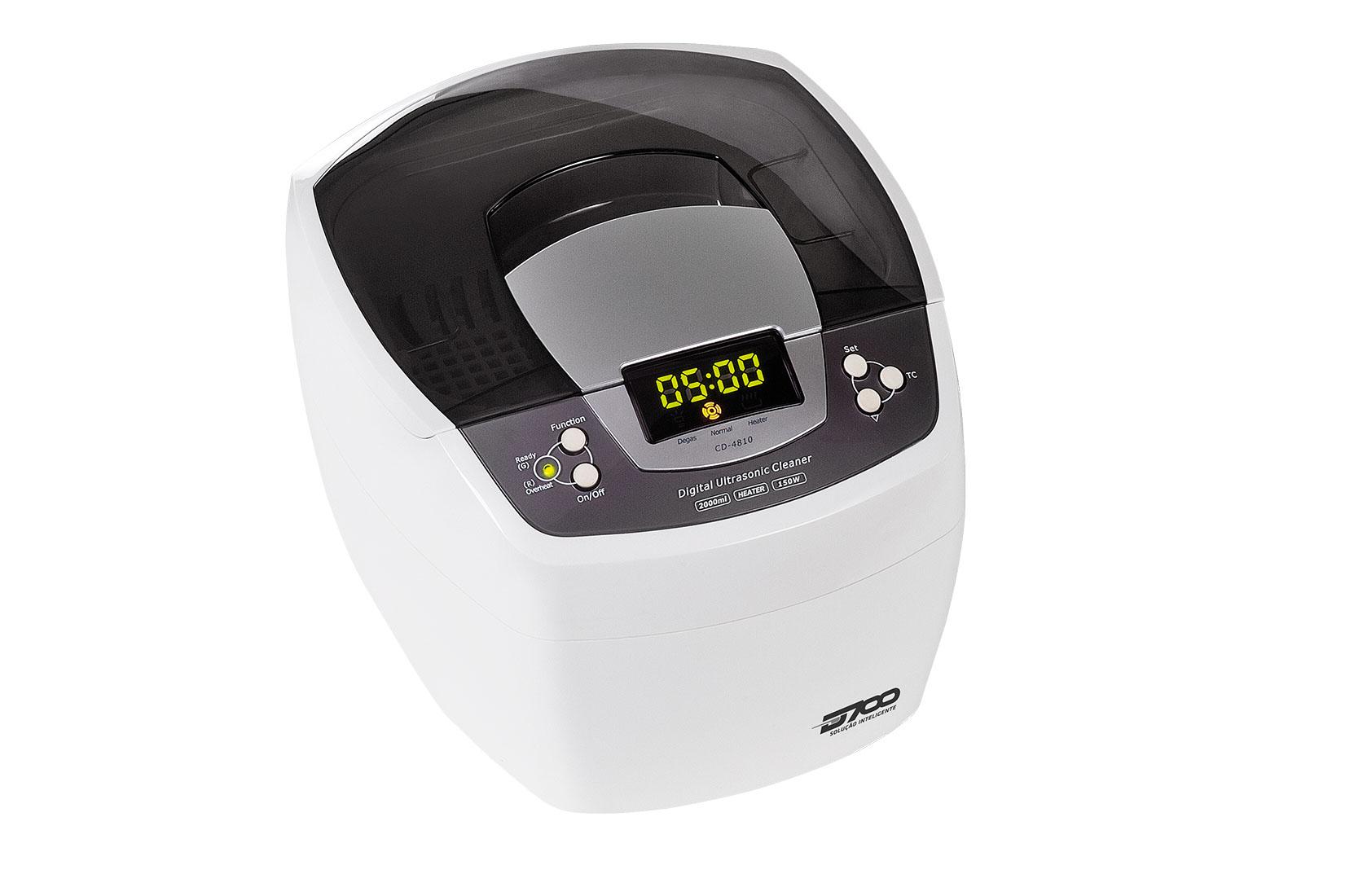 Lavadora Ultrassônica Bio Free 2L - D700