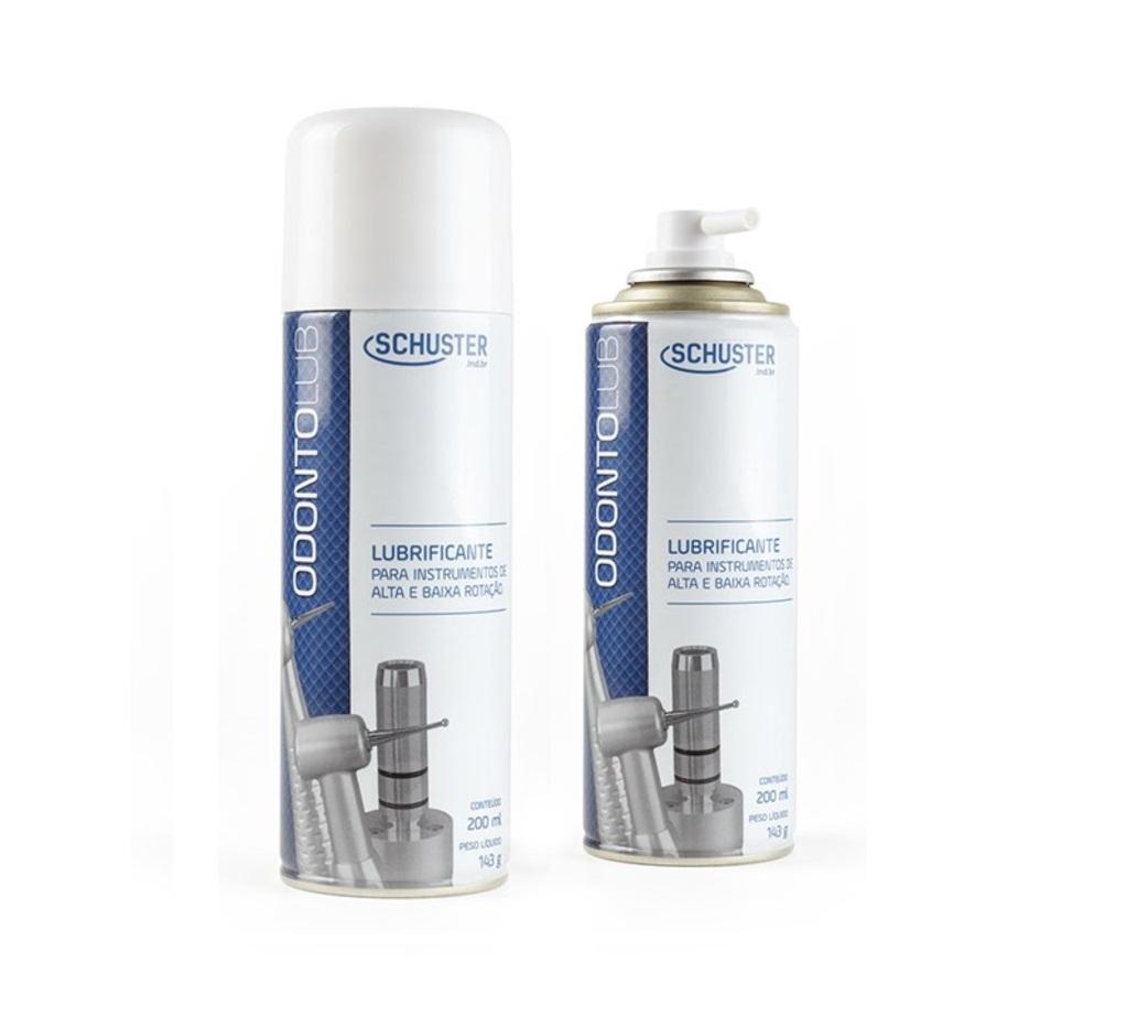Óleo Lubrificante Odontolub - Schuster