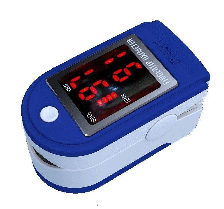 Oxímetro de Dedo 50 DL - Para Uso Hospitalar Conforme norma Registrada na ANVISA