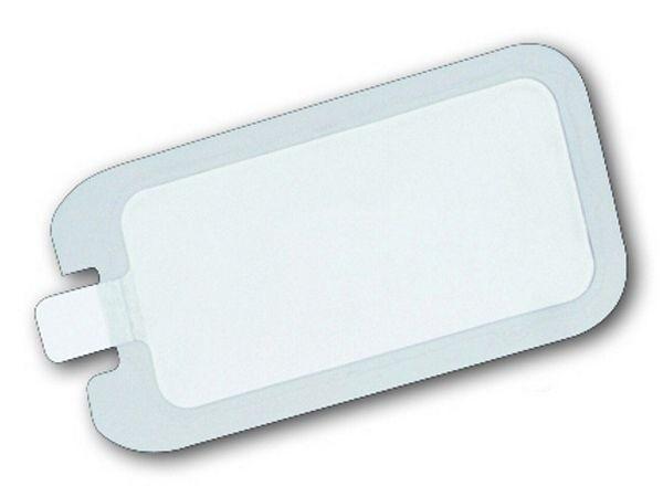 Placas Descartáveis Simples 5 unidades - Deltronix