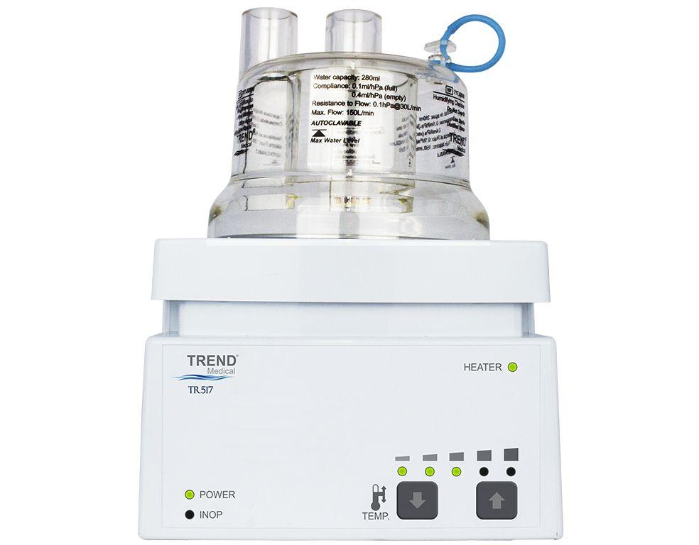 Umidificador Aquecido TR 517 - TREND Medical