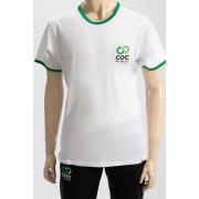 Camiseta masculina - BRANCA