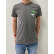 Camiseta mescla escura - INFANTIL