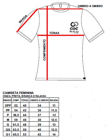 Camiseta feminina - BRANCA