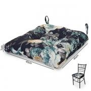 Almofada para Assento de Cadeira  Oceano
