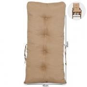 Almofada Para Cadeiras de Bambu e Vime Nude