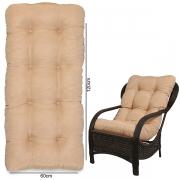 Almofada Para Cadeiras de Fibra Nude
