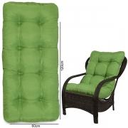 Almofada Para Cadeiras de Fibra Verde