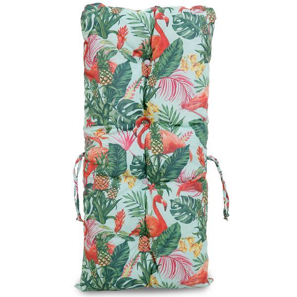 Almofada Impermeável Para Cadeiras de Bambu e Vime Aruba