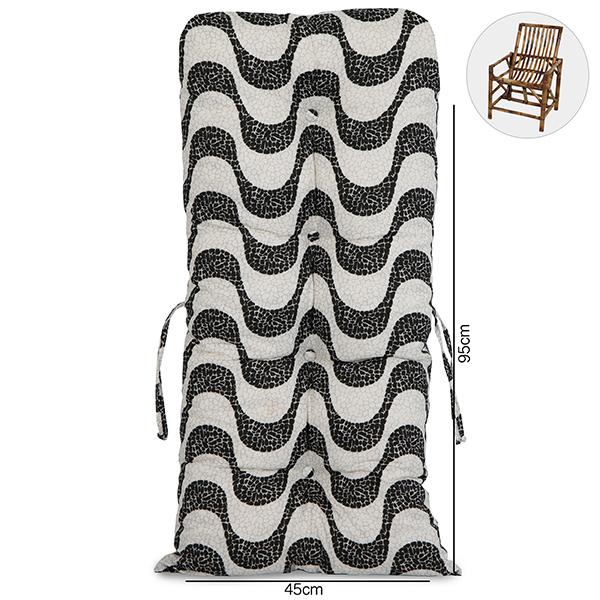 Almofada Para Cadeiras de Bambu e Vime Copacabana