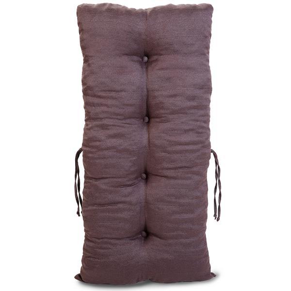 Almofada Para Cadeiras de Bambu e Vime Marrom