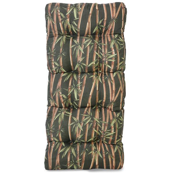 Almofada Para Cadeiras de Fibra Bambu Escuro