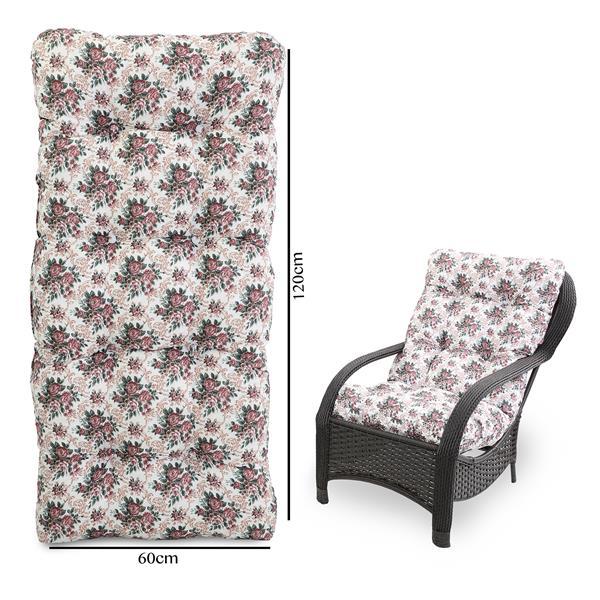 Almofada Para Cadeiras de Fibra Mini Rosa