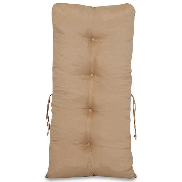 Kit 5 Almofadas Para Cadeiras de Bambu e Vime Nude