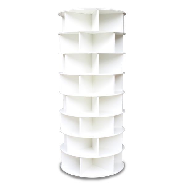 Sapateira Giratória 1.65m Branca