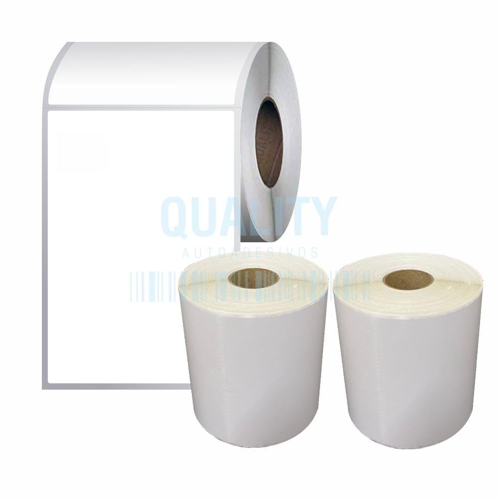 2 Rolos Etiqueta Térmica Envios Sigep Correios 10x15cm  - Etiqueta Certa