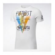 Camiseta Reebok Crossfit Games 2020 - Fittest on Earth