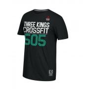 Camiseta Reebok Crossfit Three Kings 505