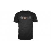 Camiseta Rogue Unity Barbell
