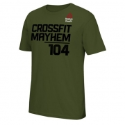 Camiseta Reebok Crossfit Games 17 - Team CrossFit Mayhem Freedom