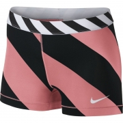 Short Nike Pro Diagonal Strips