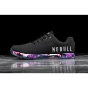 Tênis Nobull Black Space Floral