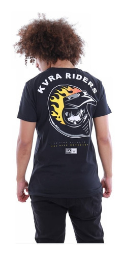 Camiseta KVRA Ride